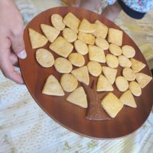 ひとひとてクッキーの木1