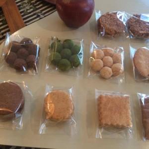 「ひとてとて」素材にこだわった焼き菓子