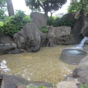 北第一公園じゃぶじゃぶ池2