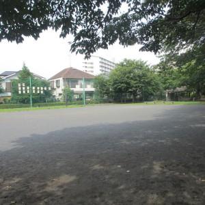 北第一公園広場