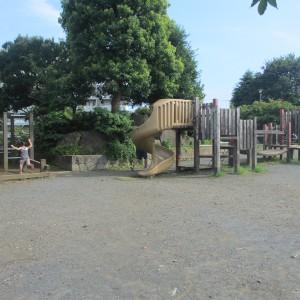 北第一公園遊具1
