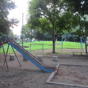 若葉公園遊具1