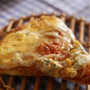 Kibun屋のピザ