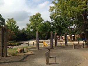 遊具|昭和記念公園 わんぱく広場