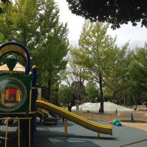 |昭和記念公園 わんぱく広場