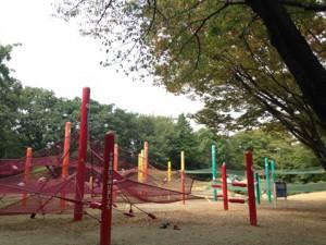 虹のハンモック|昭和記念公園こどもの森