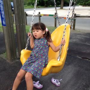 ぶらんこ|昭和記念公園 わんぱく広場