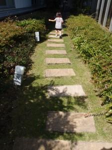 エキュート屋上庭園2