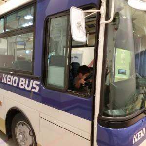 電車が好きな子は、バスも大好き☆というアルアル(笑)