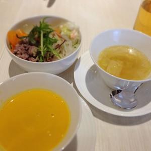 スープは二種類