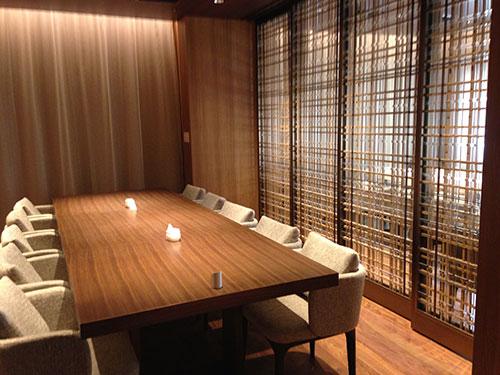 ホテル日航立川 レストランシャトー