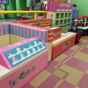 子供にちょうど良いサイズのお店たち