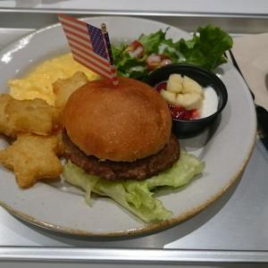 キッズハンバーガー(680円)