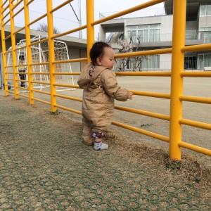 つたい歩き練習にも☻