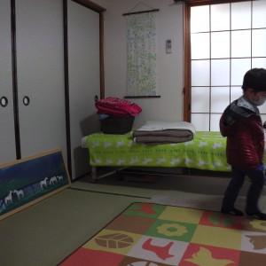 畳の部屋もあるので、小さな子供も遊べたり、オムツ替えもできます。