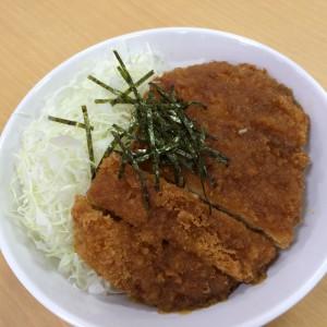 おろしかつ丼(690円)