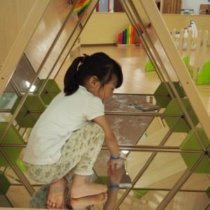鏡のトンネル