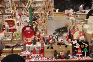 かわいいクリスマスグッズがいっぱい