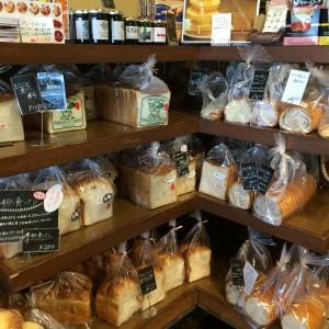 食パンの種類も豊富です