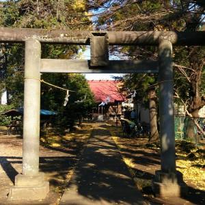 国分寺北町にある神明社