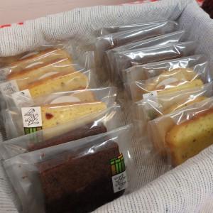 「ILOCA FARMERS MARKET」さんのお野菜パウンドケーキ